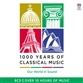 1000 Years of Classical Music In One Hour