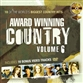 Award Winning Country Volume 6