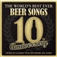 The World's Best Ever Beer Songs - 10th Anniversary