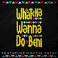 WHATCHA WANNA DO (Dub / Craig Williams / Silversix / James Curd / Oakland Modes mix)