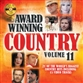 Award Winning Country Volume 11