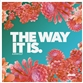 THE WAY IT IS (Original / Kyle Watson / Nu Kid / Hotfire mix)